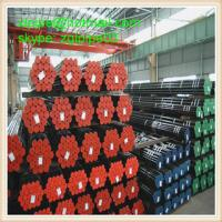 Wholesale ASTM A106B SEAMLESS STEEL PIPE PLAIN END from china suppliers