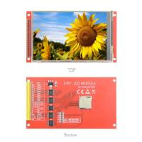 China 4.0 Inch Arduino Mega2560 TFT LCD Module Display Screen 8/16 Bit Parallel Interface With Touch Panel for sale