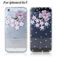 Wholesale ARD003 Handmade Luxury 3D Bling Crystal Rhinestone Purse cell phone case  for Samsung Galaxy Iphone 7 from china suppliers