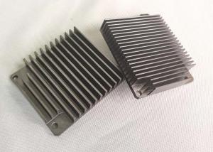 Wholesale CNC Machined Aluminum Parts Heatsink Cooler Radiator Aluminum 7075 Cnc Machining Parts Ra0.8 from china suppliers