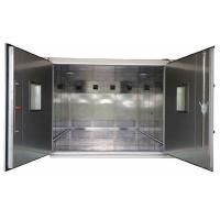 China Large Size Walk In Environmental Chamber , Climatic Test Chamber Temp Control -40℃ To 80℃ for sale