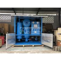 Wholesale Well Sealed Type High Vacuum Dehydration Insulating Oil Purifier Machine 9000LPH from china suppliers