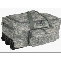 Wholesale ACU Trolley 600D Poly Wheeled Deployment Military Tactical Bags from china suppliers