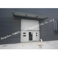 Buy cheap Private Customized Easy-to-maneuver Industrial Sliding Door For Warehouse / Cold from wholesalers