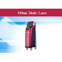 Wholesale Micro Channel 808nm Diode Hair Removal Laser Machine With Germany Laser Bar from china suppliers