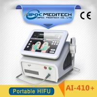 Home use Body slimming and anti ageing HIFU medical equipment