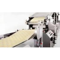 Wholesale Industrial Biscuit Processing Line Cookies Making 500 Kg / Hour High Speed from china suppliers