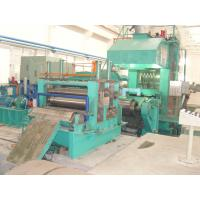 Buy cheap Carbon Steel Electric Rolling Mill Machines , 1000mm 4 Hi Reversible Cold from wholesalers