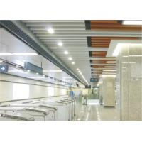 Wholesale Floating J-shaped Aluminium Baffle Ceiling from china suppliers
