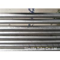 Wholesale Grade TP304 Stainless Steel Heat Exchanger Tube , ASTM A249 Stainless Steel Welded Pipe from china suppliers