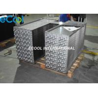 Wholesale Compact Structure Fin And Tube Heat Exchanger For Evaporator , Condenser from china suppliers