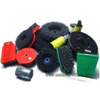 Buy cheap Diamond Abrasive Brushes for Grinding Stone to make antique and leather effect from wholesalers