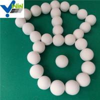 Wholesale low water absorption alumina ceramic catalyst carrier infilling beads ball from china suppliers