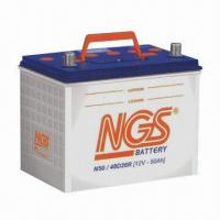 Wholesale Sealed Lead-acid Battery with Good Quality and Long Lifespan from china suppliers