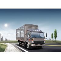 HOWO 4*2 116HP Light Duty Commercial Trucks 12 Tons Load ISUZE Like for sale