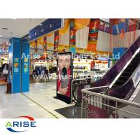 Wholesale P3 indoor full color high quality advertising monitor P4 indoor full color advertising mon from china suppliers