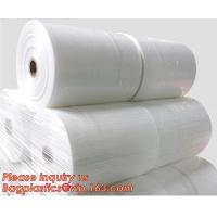 Wholesale 25MicTransparent PVC Shrink Film For Printing And Packaging,pof shrink plastic packing film for packaging bagease packag from china suppliers