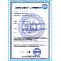 Sino Inflatables Co., Ltd. (Guangzhou) Certifications
