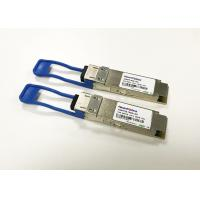 Wholesale SR4 100G QSFP28 Transceiver 100M ON OM4 For Ethernet And Data Center from china suppliers
