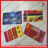 CMRK / Pantone Printing Shrink Sleeve Labels Roll PVC Heat Sensitive for sale