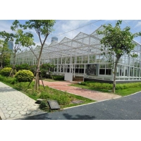 Wholesale Muti Span Plant Grow 10mm Polycarbonate Cover PC Greenhouse from china suppliers