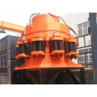 Wholesale Spring Cone Crusher with High Adaptability in primary,secondary and tertiary from china suppliers