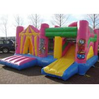 Wholesale Children Trampoline Inflatable Bounce House Combo Animal Themed PVC Material from china suppliers
