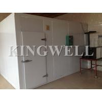 Bright Freezer Storage Room With Insulation Materials Chiller Room for sale