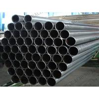 ASTM A53 / A53M-10 Grade A / B Seamless Steel Tubes for Fluid Pipe ST35 ST45 ST52
