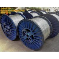 Galvanized Steel Wire(ACSR Core Wire)  Steel Reel Packing