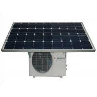 Wholesale High Efficiency Solar Air Conditioner , On Grid Solar Panel Air Conditioner from china suppliers