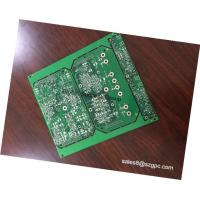 China Factory price HASL 1 OZ Double Sided PCB Board 2 Layer Squre Board For industrial control for sale