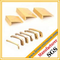 Wholesale pen clip brass extrusion profiles from china suppliers