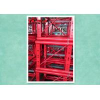 Custom Rack And Pinion Construction Hoist Safety VFD Control For Building Site