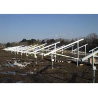 Wholesale Anodized Surface Solar Panel Mounting Bracket Ground Installation from china suppliers