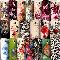 China Printed Silicone Cell Phone Case for Samsung Galaxy S4 Mini ,  Gel  Rubber TPU Back Cover on sale