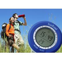Wholesale Digital camping compass with barometer, altimeter, weather forecast SR108 from china suppliers