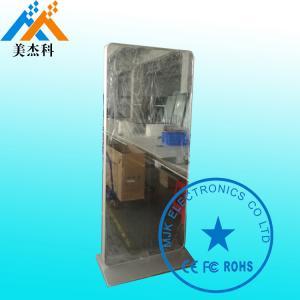 Wholesale Floor Standing 49 Inch Magic Digital Mirror Advertising Digital Bathroom Mirror from china suppliers