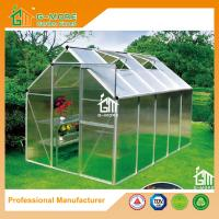 Buy cheap Low Cost Agriculture Polycarbonate Growhouse Equipment - 320 x195x185cm from wholesalers