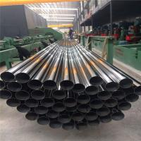 Best aisi304 inox tube stainless steel 50.8mm diameter polished for railings wholesale