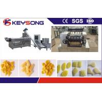 Wholesale Doritos Chips Production Machine , Industrial Puff Potato Chips Frying Machine from china suppliers
