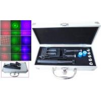 Wholesale 3 in 1 RGB High Power Laser Pointer with Five Laser Heads (XL-BP-210) from china suppliers