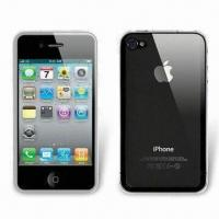 Wholesale Crystal Case for iPhone 4G, with Scratch-resistant and Washable Features from china suppliers