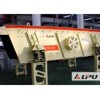 Wholesale High Efficiency Circular Vibrating Screen Equipment For Granular Materials from china suppliers
