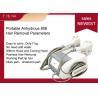 Portable Diode Laser Hair Removal Machine Skin Rejuvenation 808nm Wavelength for sale