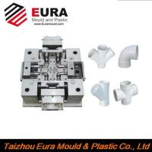 Wholesale EURA Zhejiang Taizhou plastic pipe fitting mould from china suppliers