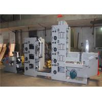 Wholesale Eco Friendly Flexo Label Printing Machine , CI Flexographic Printing Press UV Die Cutting from china suppliers