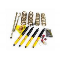 Front and Rear 4x4 Suspension Lift Kits For Land Cruiser 80 Series Coil Springs Shock Absorber for sale