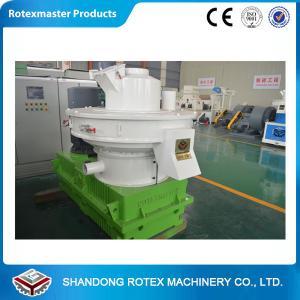 Wholesale YGKJ560 Model Ring Die Wood Pellet Machine , Low Noise Pellet Making Machine from china suppliers