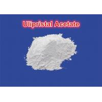 Wholesale High Purity Commercial APIS CAS 126784-99-4 Ulipristal Acetate Pharma Grade from china suppliers